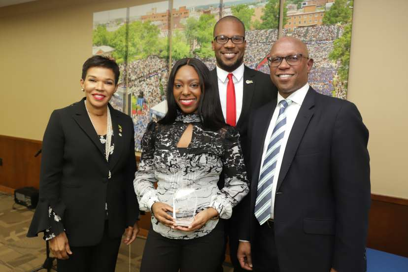 Jamaica Howard University Affinity Launched